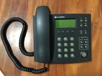 Used LG landline phone for at just 30 aed  in Dubai, UAE