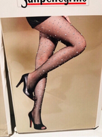 Used Sanpellegrino fishnet tights 2 pcs in Dubai, UAE