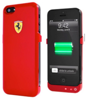 Used IPHONE 6/6s FERRARI POWER CASE  in Dubai, UAE