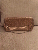Used Casadei evening bag authentic in Dubai, UAE