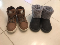 Used Boots from H&M. Size 27/28 EUR.  in Dubai, UAE