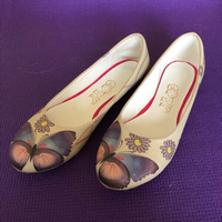 Used Goby Flat Leatherette Shoes /37 in Dubai, UAE