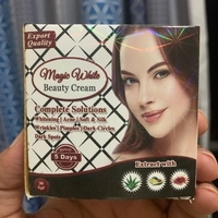 Used Whitening cream for skin 30g 2 pcs  in Dubai, UAE