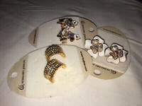 Used Different designs earings  in Dubai, UAE
