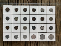Used Austria - 24 old coins in Dubai, UAE