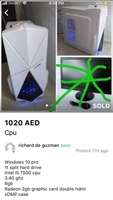 Used Cpu in Dubai, UAE
