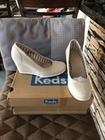 Used Keds wedges size 35 new original in Dubai, UAE