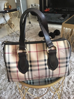 Used AUTHENTIC BURBERRY HANDBAG... in Dubai, UAE