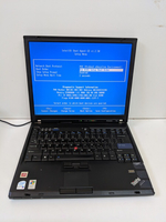 Used Lenovo thinkpad T60 # hdd missing in Dubai, UAE
