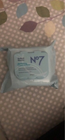 Used No7 Revitalising Cleansing Wipes in Dubai, UAE
