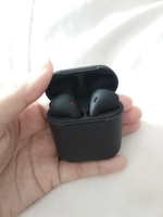 Used Inpods 12 airpods black high premium 5.0 in Dubai, UAE