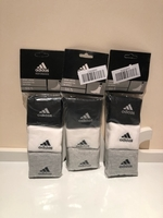 Used 9 pair of adidas socks size 43-46 in Dubai, UAE