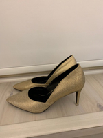 Used Heels size 38 worn once  in Dubai, UAE