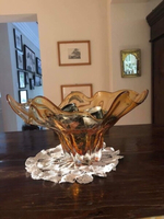 Used Amazing crystal decorative bowl  in Dubai, UAE