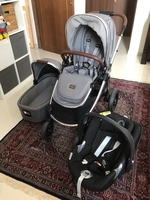Used Baby stroller set  in Dubai, UAE