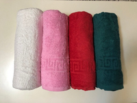 4 pcs Bath Towels 70*140 💯 cotton