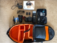 Used CANON 5D Mark IV Bundle in Dubai, UAE