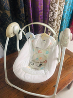 Used Baby swing/bouncer/rocker in Dubai, UAE
