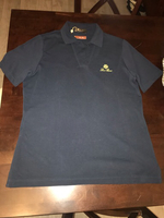 Used Loro Piana navy blue shirt in Dubai, UAE