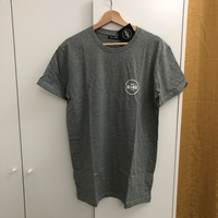 Used Organic BEARD Co. men's t-shirt grey L in Dubai, UAE