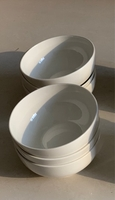 Used 6 Pcs New Dessert Bowls For Sale in Dubai, UAE