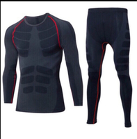 Used 2 Men's Compression Shirt/Leggings/XL in Dubai, UAE