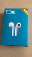 Used AirPods (i11)TWS (5.0)With charging case in Dubai, UAE