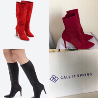 AUTHENTIC Call It Spring Boots
