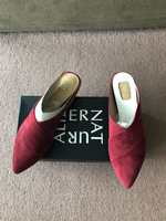 Used Naturalizer mules new size 40 in Dubai, UAE