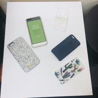 Used Apple iPhones covers 4 (- cactus  one) in Dubai, UAE