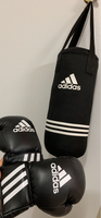 Used Boxing bag and gloves  in Dubai, UAE