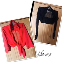 Used 2 Bolero  Orange red and Black ❤️ in Dubai, UAE