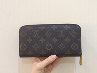 Used Louis Vuitton wallet comes as is  in Dubai, UAE