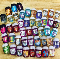 Used Bath and Body works Sanitizers (4pcs) in Dubai, UAE