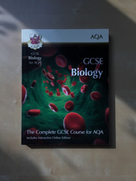 Used GCSE Biology Complete GSCE Course AQA in Dubai, UAE