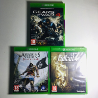 Used 3 never been used Xbox One Games in Dubai, UAE
