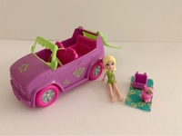 Used Polly Pocket Car Set in Dubai, UAE