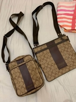 Used Coach Couple Cross BodyBag  in Dubai, UAE