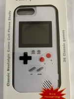 Used Game counsole I phone case white in Dubai, UAE