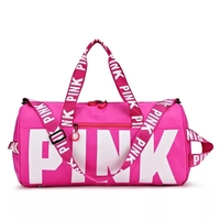 Used Pink Duffle Bag in Dubai, UAE