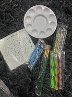 Used Mandala dotting tools kit  in Dubai, UAE