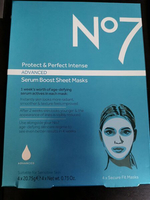Used Mask of No7 3boxs one set  in Dubai, UAE