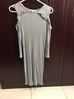 Beautiful Top in Grey. Hardly used.
