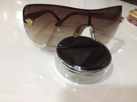 Used Versace sunglasses new  in Dubai, UAE