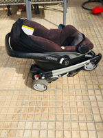 Used Baby stroller / & car seat  in Dubai, UAE