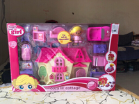 Used New lovely doll house of babyshop.girls in Dubai, UAE