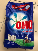 6KG - OMO active for automatic washing