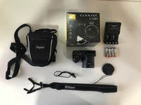 Used Nikon Coolpix L340 + Free Camera Bag  in Dubai, UAE