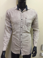 Used Pure Denim Shirt - Size XL (slim fit) in Dubai, UAE