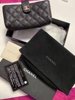 Used Chanel Pouch with authenticity card in Dubai, UAE